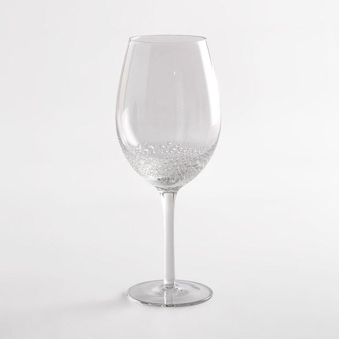 Galio 4 Bubble-effect Water Glasses