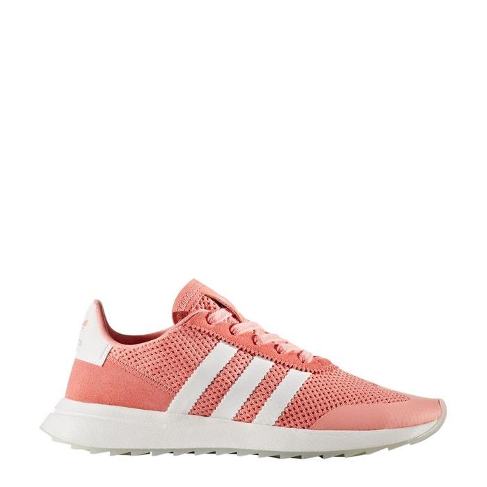 Baskets flb w rose Adidas Originals