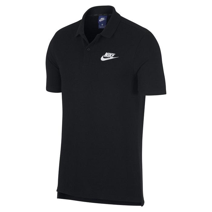 Short-Sleeved Logo Polo Shirt  NIKE image 0