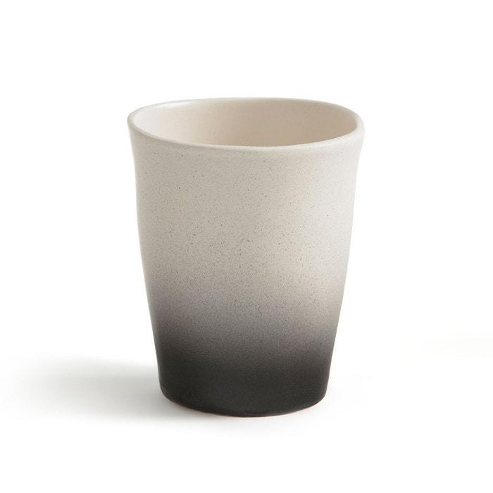 Tasse café faïence Asaka By V. Barkowski (x4)