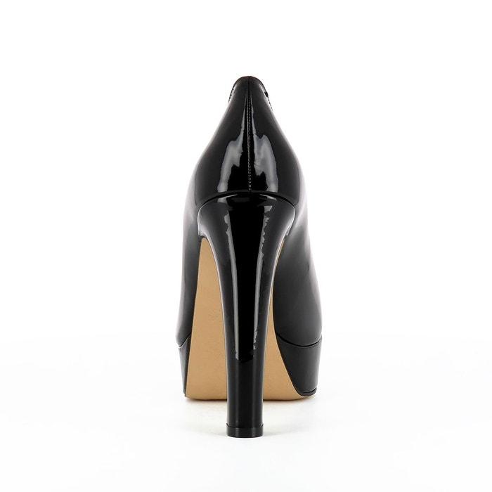 Escarpins femme noir Evita ...