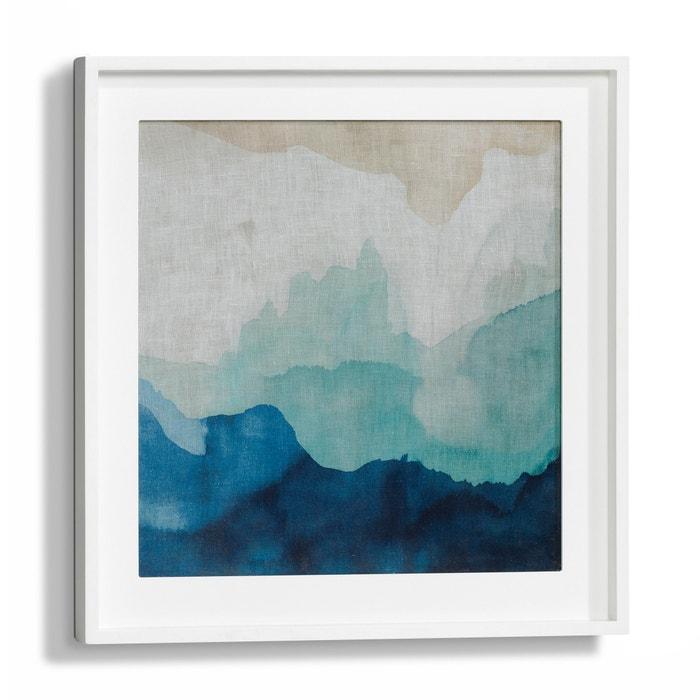 Image Toile aquarelle motif 2 Bandow AM.PM.