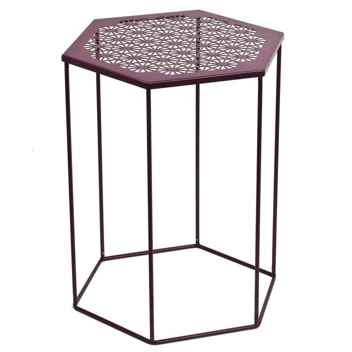 Table de chevet honey violet madura la redoute - Table chevet la redoute ...