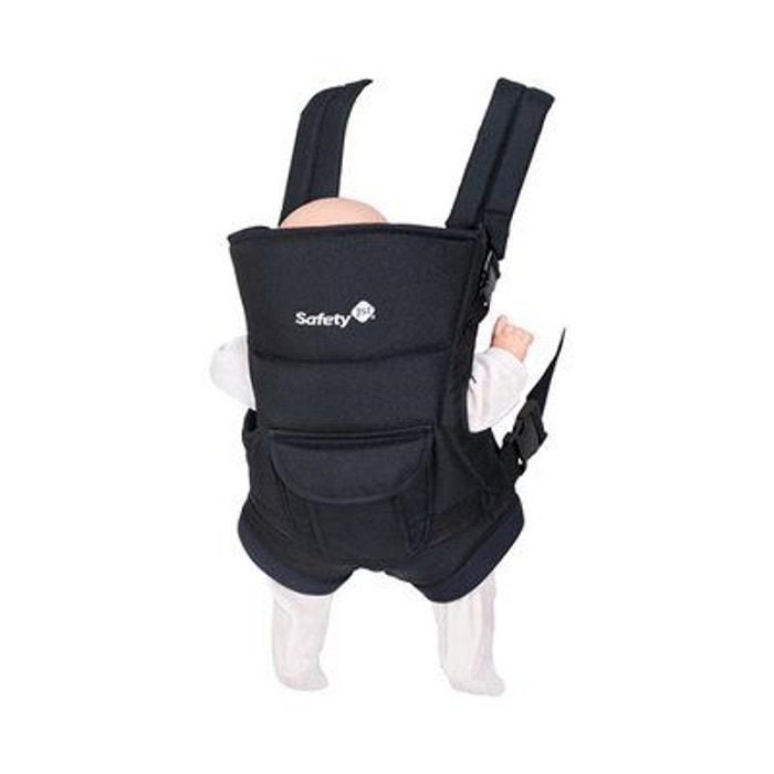 Safety 1st porte-bébé youmi, 2 positions de portage porte-bébé noir Safety  First   La Redoute 8b18afa2061