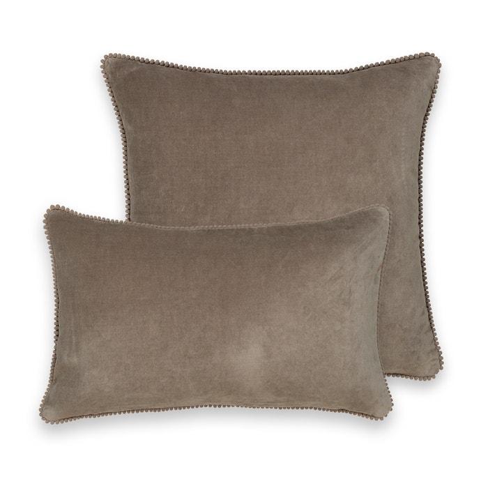 Federa per cuscino in velluto VELVET  La Redoute Interieurs image 0