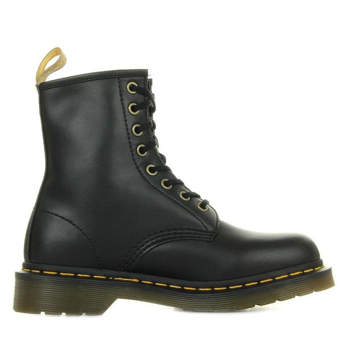 Boots 1460 vegan black felix rub off noir Dr Martens