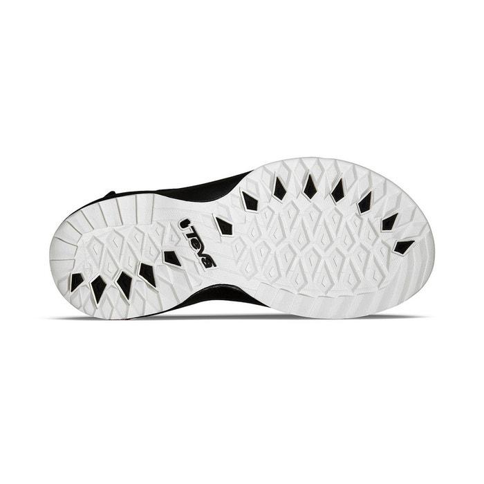Terra fi lite - sandales femme - gris/noir noir Teva