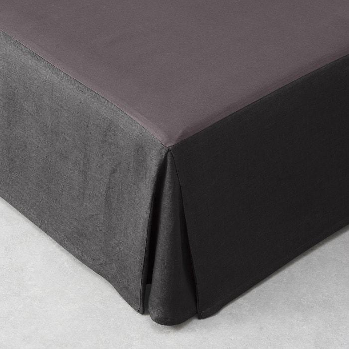 coprirete in lino touril am pm la redoute. Black Bedroom Furniture Sets. Home Design Ideas