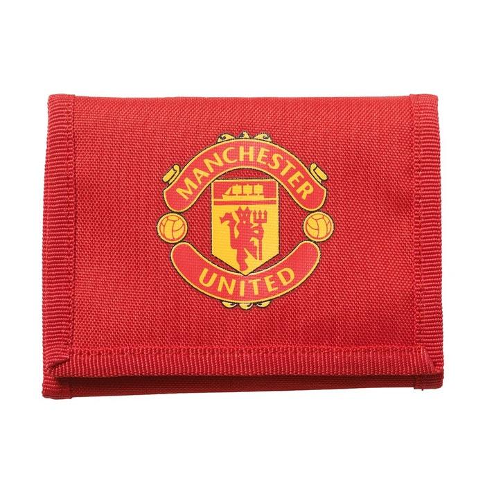 Portefeuille adidas Manchester United Rouge adidas Performance image 0