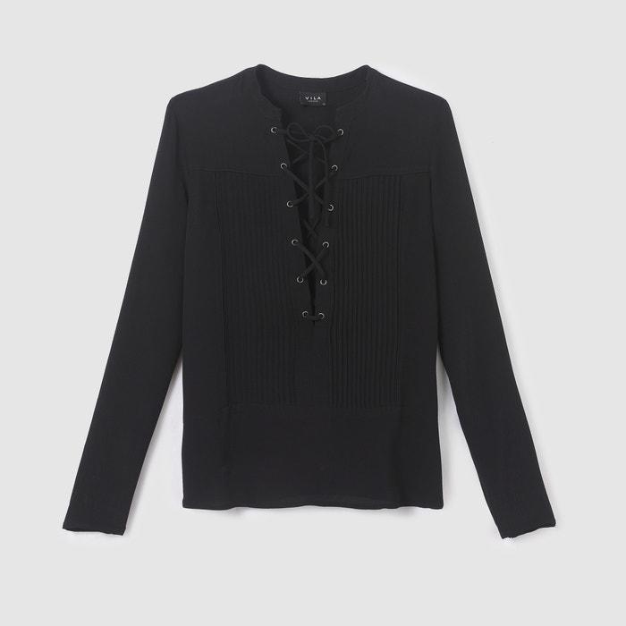 afbeelding Soepele blouse Vianneymary VILA