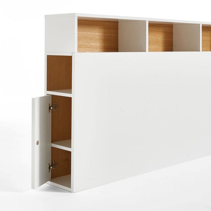Beautiful Tete De Lit 160 Avec Rangement #8: La Redoute Interieurs - Tête De Lit Avec Rangement, BIFACE | La Redoute