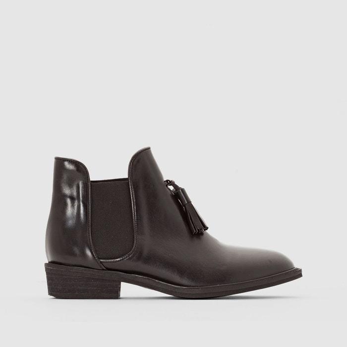 Boots cuir 2681 JONAK