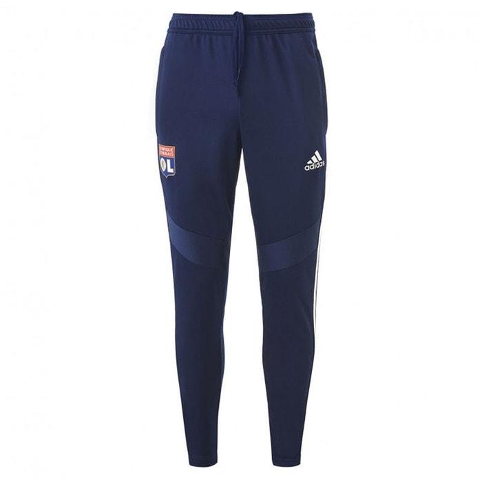 Football homme ADIDAS Pantalon training OL 201920