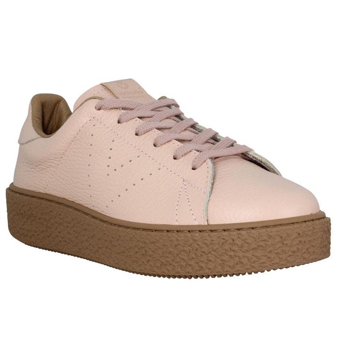 Baskets femme victoria 26214 cuir femme rosa rosa Victoria
