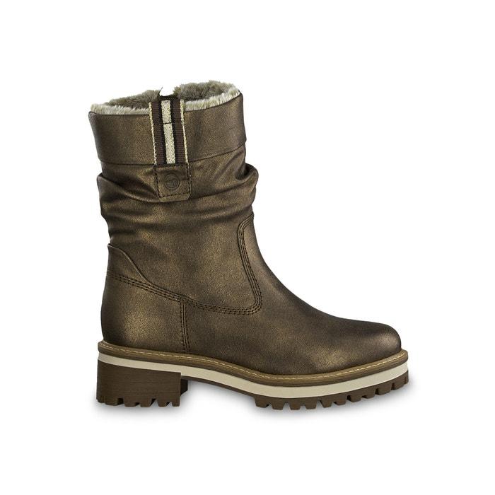 Farisa Furry Boots