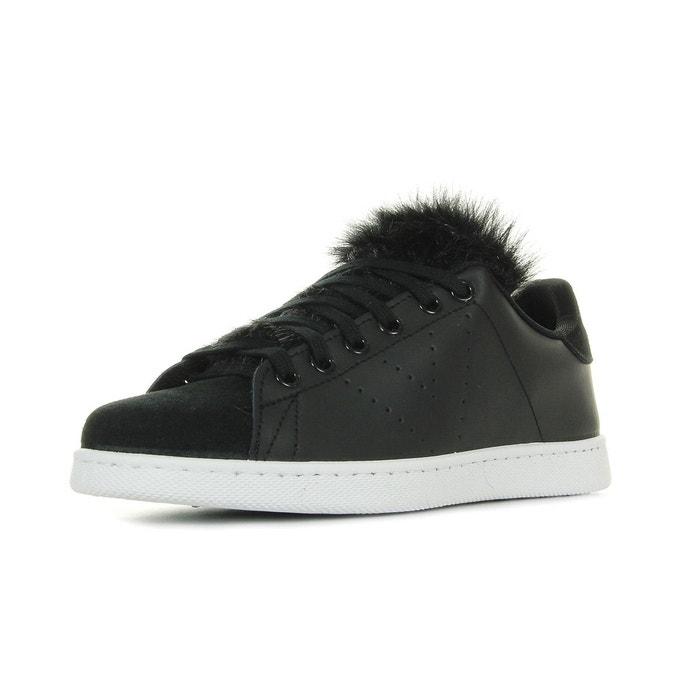 Acheter Pas Cher Pas Cher Chaussures deportivo piel pelo negro w h17 noir Victoria Nouvelle Arrivée En Ligne J2u63x0