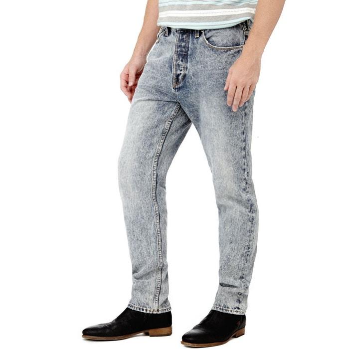 Guess La Usé Effet Gris Clair Jeans Redoute wCAaqcI