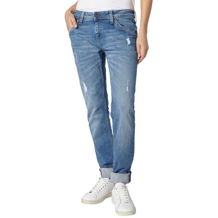 Idoler Boyfriend Jeans