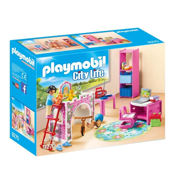 . Playmobil City Life Princess Bedroom Set