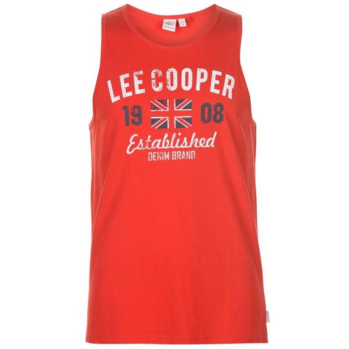 6f0b0d6e0e9bc Débardeur muscles Lee Cooper