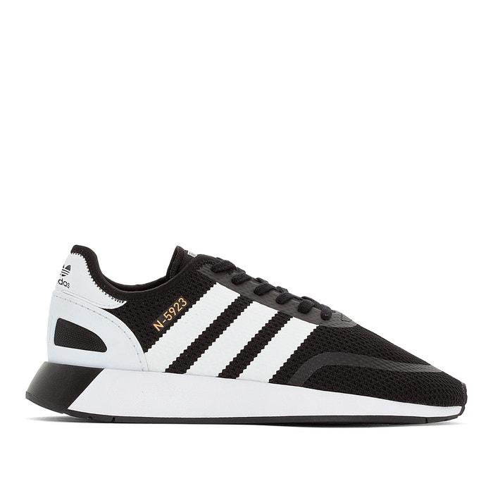19e63a3cd04 N-5923 trainers , black/white, Adidas Originals | La Redoute