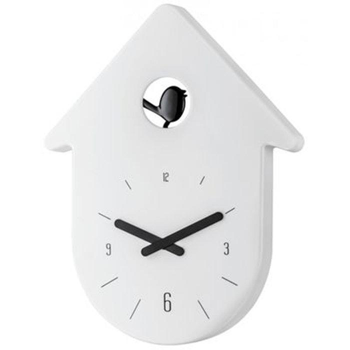toc toc horloge koziol koziol la redoute. Black Bedroom Furniture Sets. Home Design Ideas