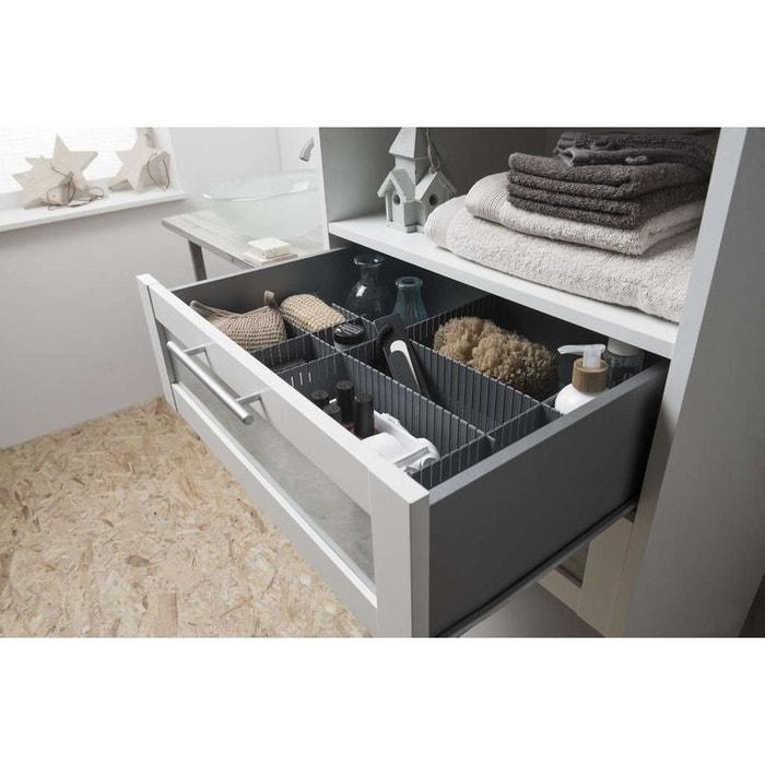 Organisateur de tiroir «free»gris gris Compactor | La Redoute