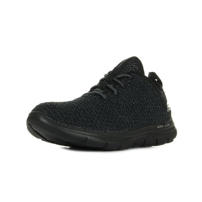 Flex appeal 2.0  noir gris Skechers  La Redoute