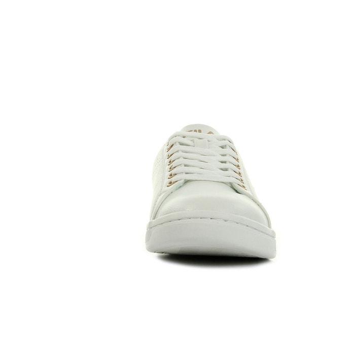 Basket fila crosscourt 2 low wmn white/gold blanc Fila
