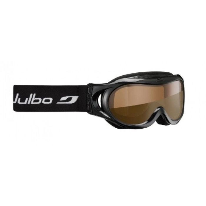 Masque de ski pour enfant julbo noir astro noir chroma kids Julbo   La  Redoute cc44f18e8d82
