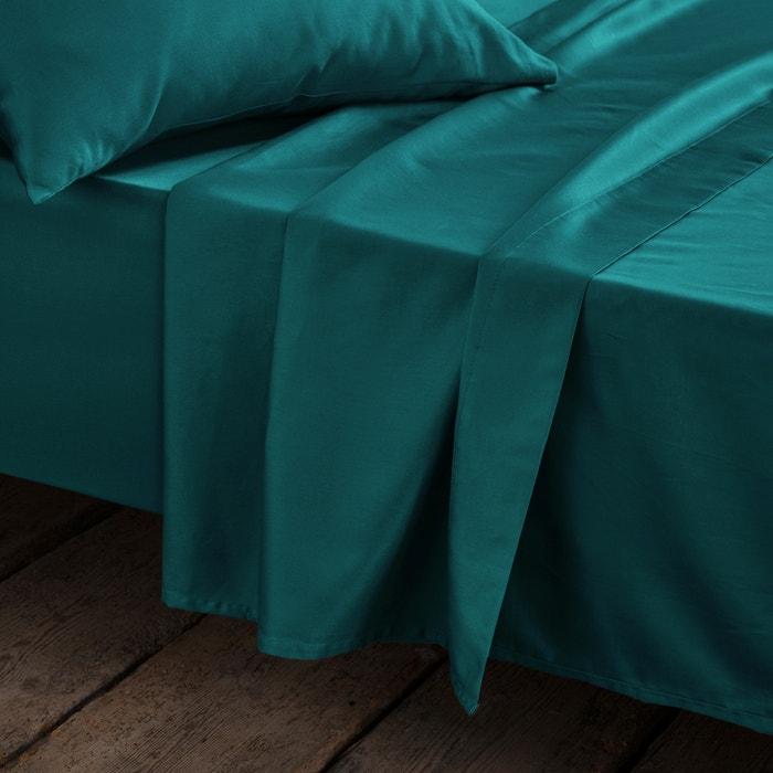 Image Drap satin de coton, tissage uni La Redoute Interieurs