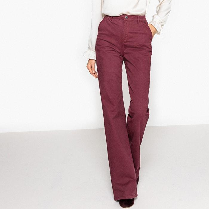 Image Pantalon bootcut La Redoute Collections