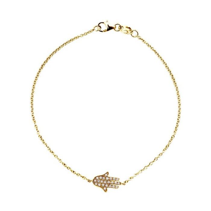 Bracelet diamants blancs Livraison Gratuite Authentique dPI9HZLGER