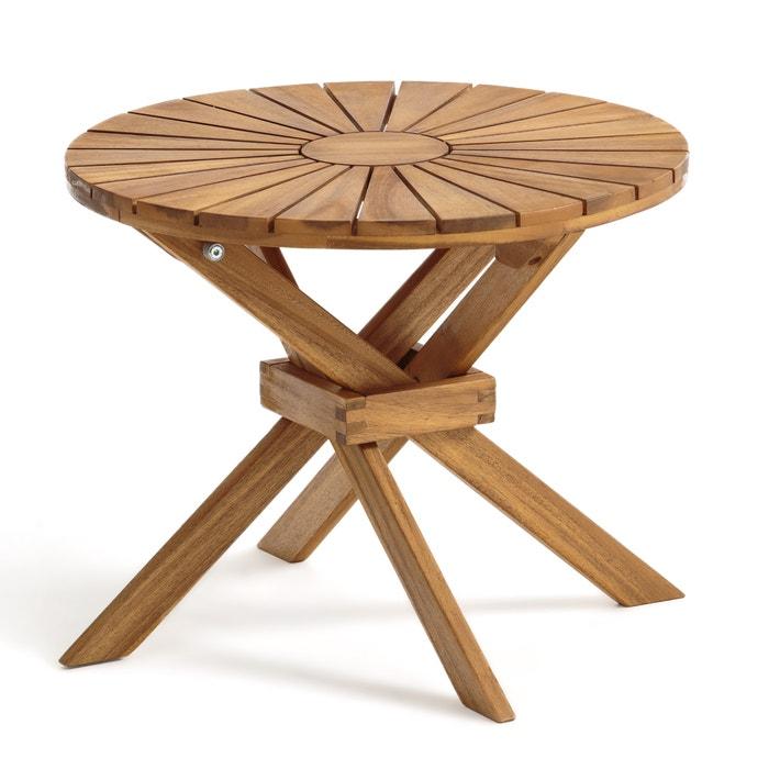 Jakta Round Folding Garden Coffee Table