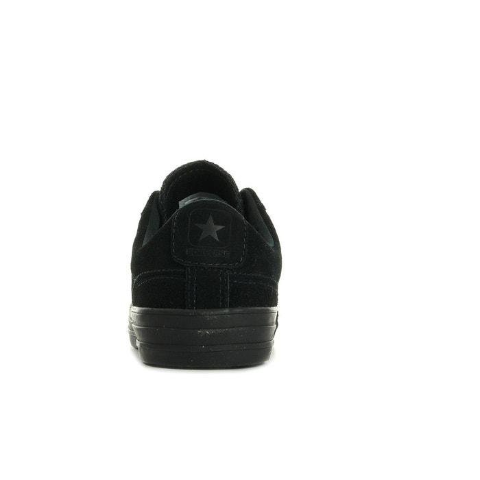 Star player ox black noir Converse