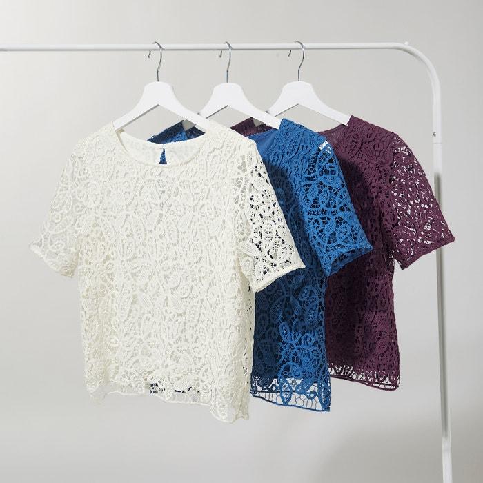 Blusa de algod Redoute Collections La 243;n wPxpnEtS