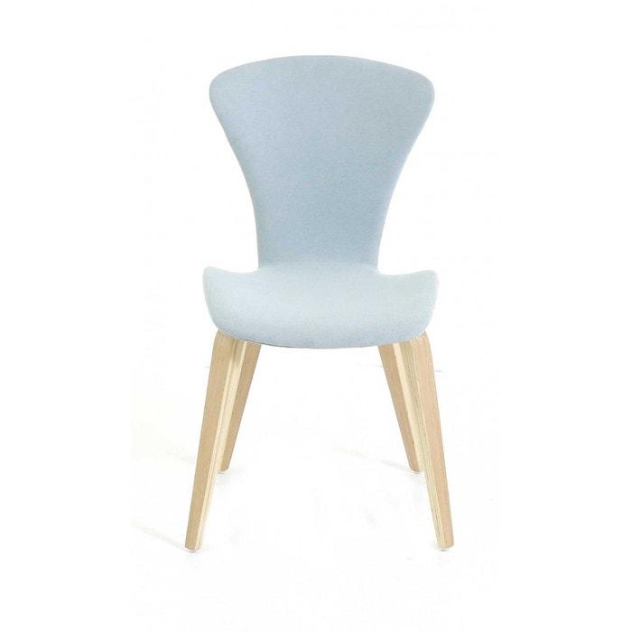 chaise tissu pi tement ch ne manie zago la redoute. Black Bedroom Furniture Sets. Home Design Ideas