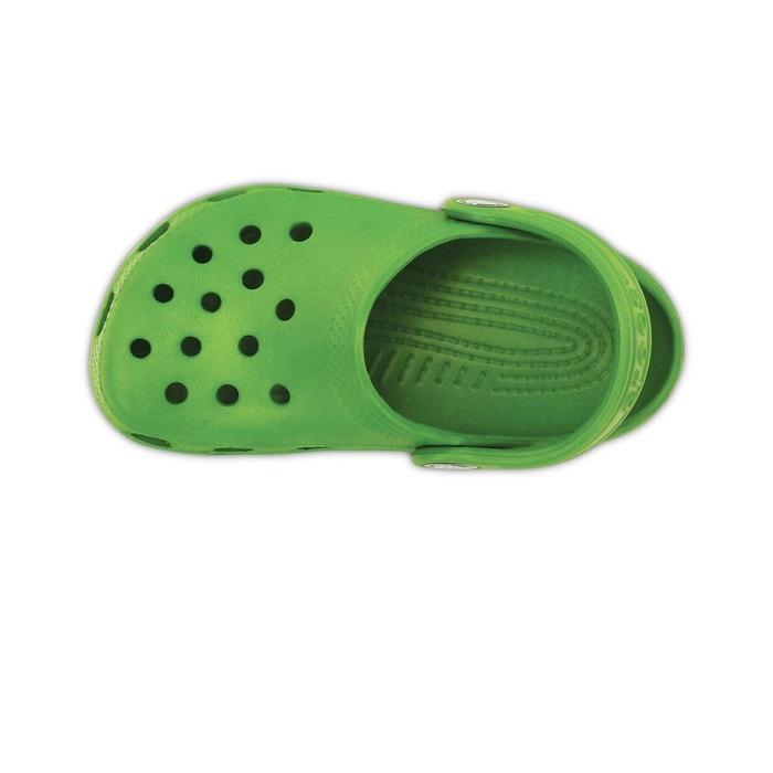 Sabots adulte classic ad parrot green e16 vert Crocs