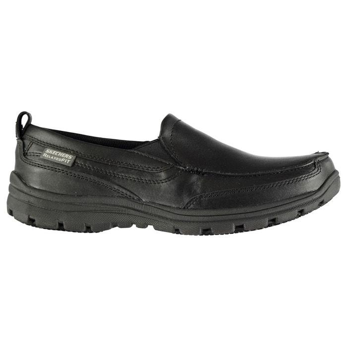 Enfiler Noir Redoute À SkechersLa Habillé Chaussures 7bvYyf6g
