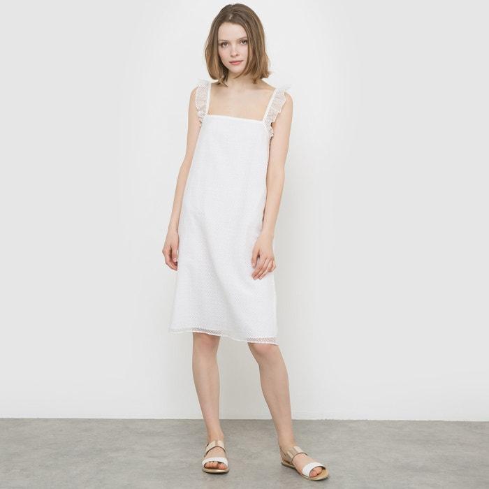 Платье из вуали с вышивкой  MADEMOISELLE R image 0