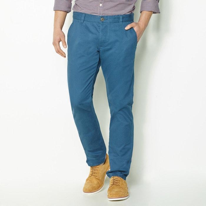 Image Pantalon chino, long. 32, homme SELECTED