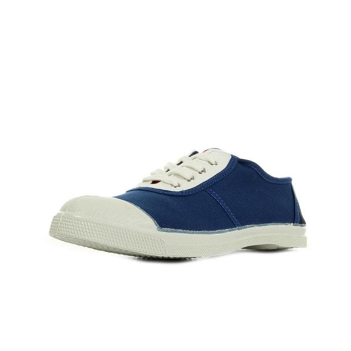 Zapatos  Baskets Bensimon mujer Marine Tennis Old School Marine mujer taille Bleu marine c79218
