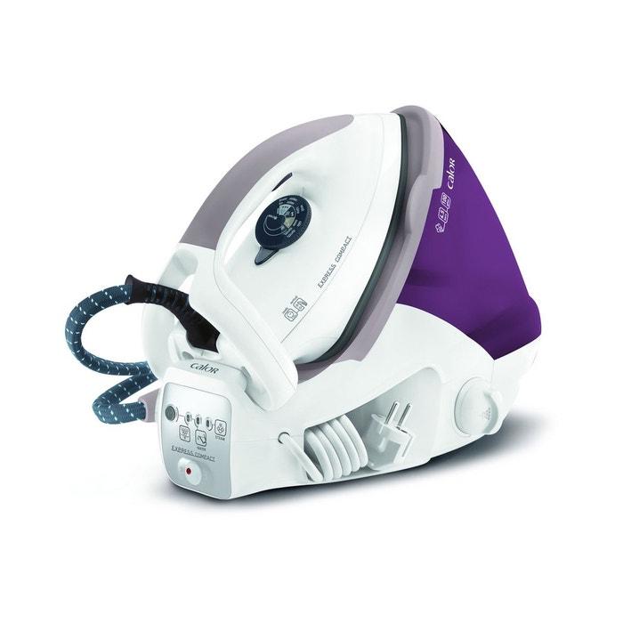 centrale vapeur autonomie illimit e calor gv7086c0 express compact violet calor la redoute. Black Bedroom Furniture Sets. Home Design Ideas
