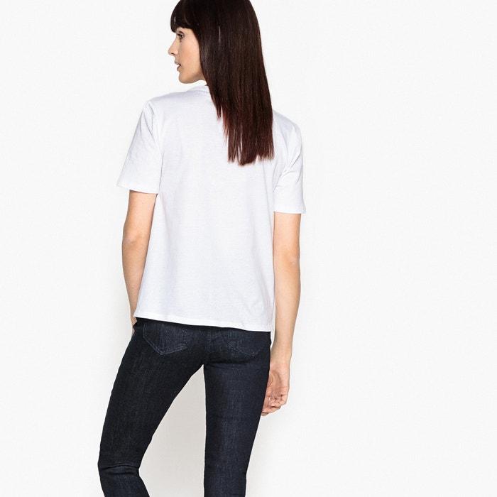 Camiseta MADEMOISELLE R smocks MADEMOISELLE con R rFpqSn0F