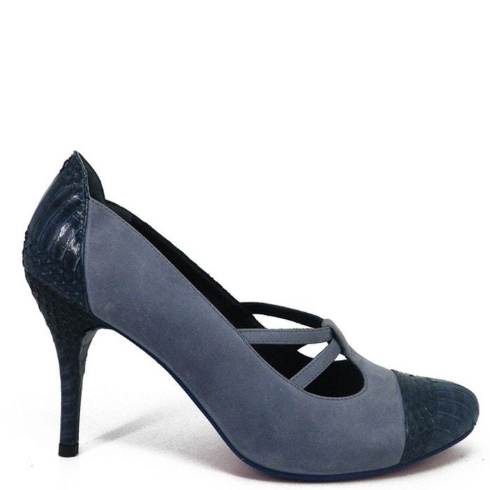 Chaussures femme en cuir jessica Pring Paris