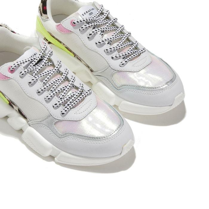 e9e0003960 Sneakers à large semelle oregon multicolore Serafini   La Redoute