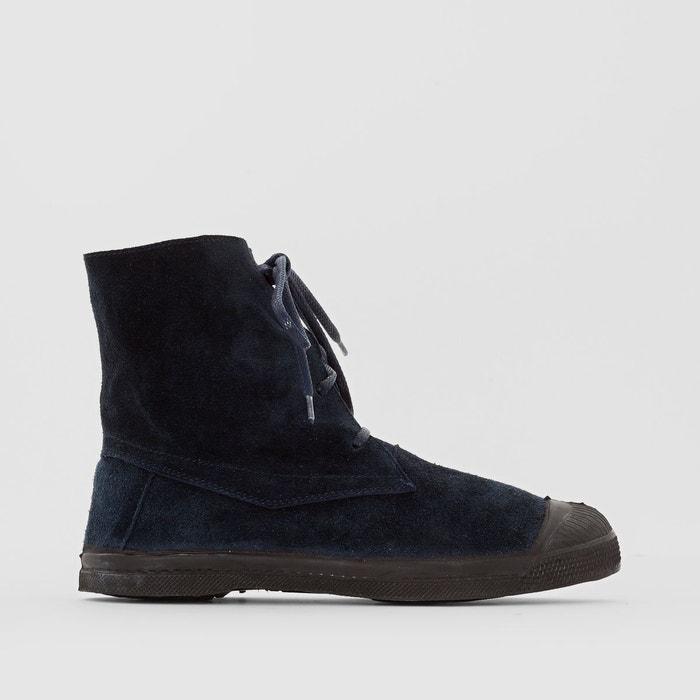 boots dakota marine bensimon la redoute. Black Bedroom Furniture Sets. Home Design Ideas