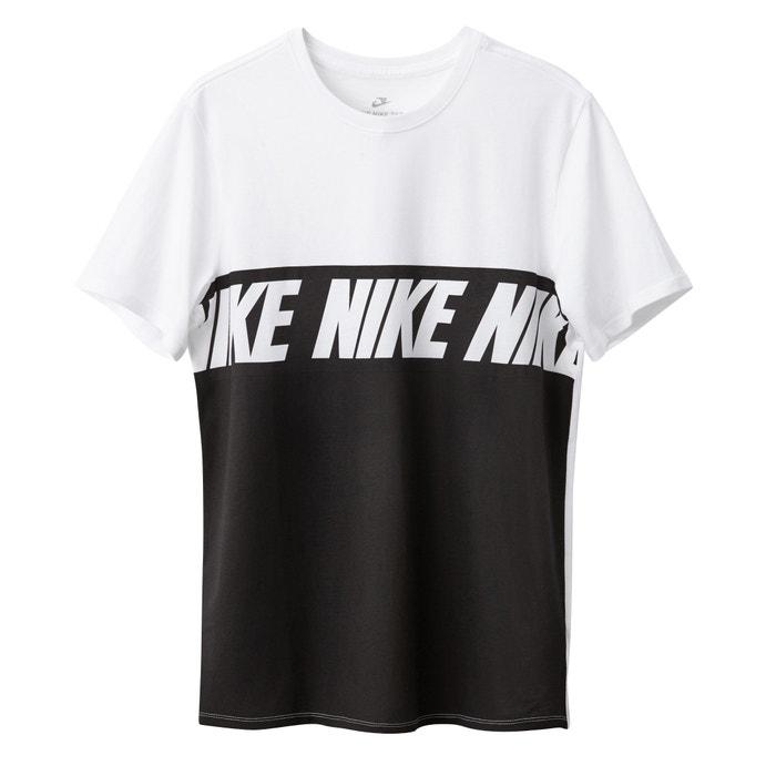 afbeelding Bedrukt T-shirt met ronde hals en korte mouwen NIKE