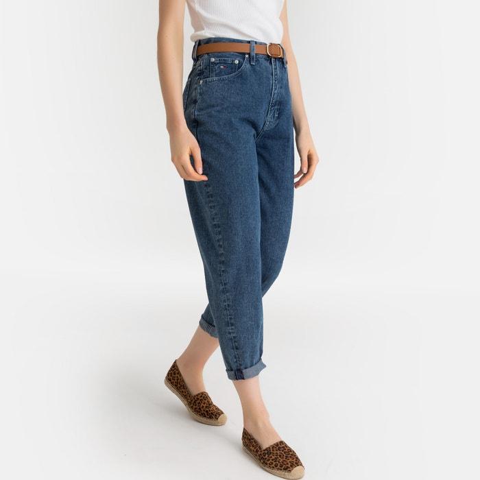 a6e0d489bec3 Boyfriend-Jeans mit hohem Bund