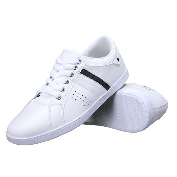 Basket à lacets blanc Reservoir Shoes